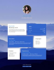 full-template-467-easy-profile