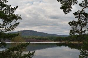 Озеро Сугомак и гора Сугомак