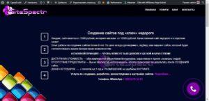 Кнопка обратный звонок с сайта