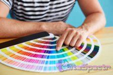 форма html с выбором цвета